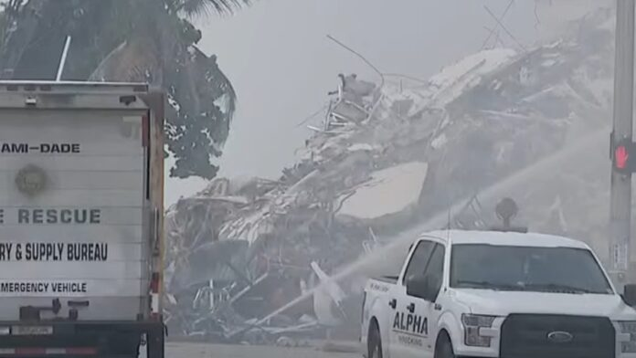 Building Collapse in Miami: 4 Dead, 159 Missing...