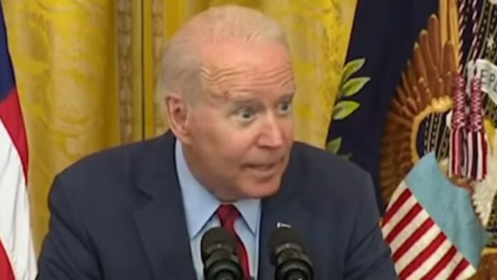 Hilarious: Biden's Whispers Creep Out Greg Kelly...