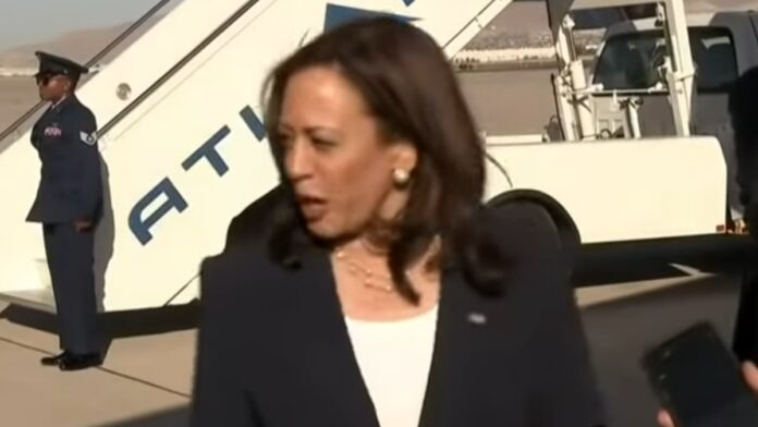Kamala Makes it to the Border but Visits the Wrong Town...