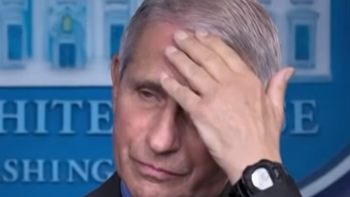Must Watch: Dr. Fauci is Now Fully Exposed...