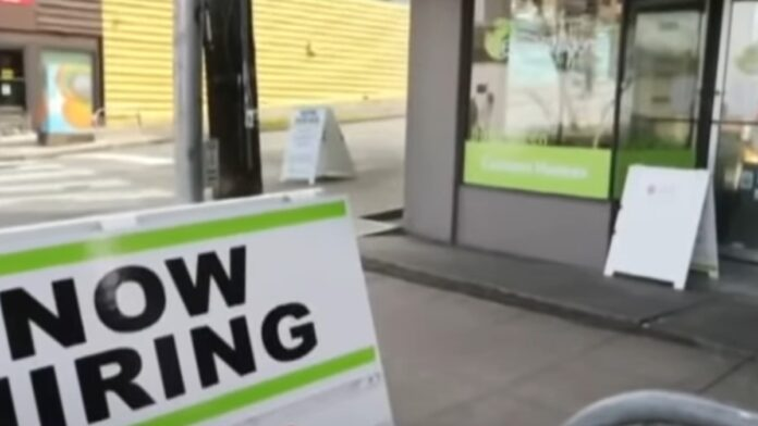 US Job Vacancies Hit a Record High: Getting Paid to 'Not Work'?