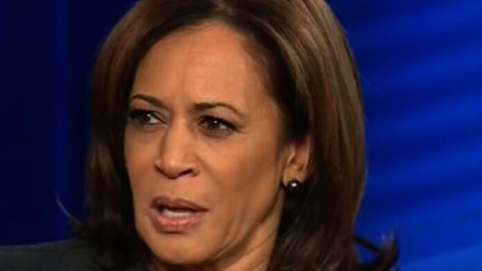 Watch Kamala Get Visibly Annoyed when Asked a Simple Question...