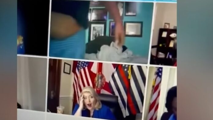 Watch This: Dem Rep Caught on Zoom Meeting in Shameful Fashion...