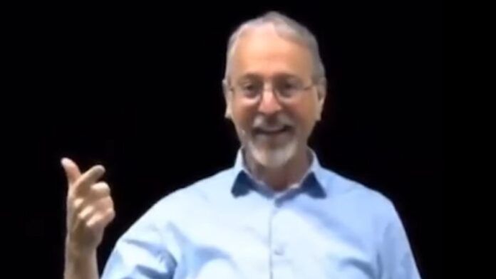 Watch This White Professor: Tells Students to be 'Less White'...