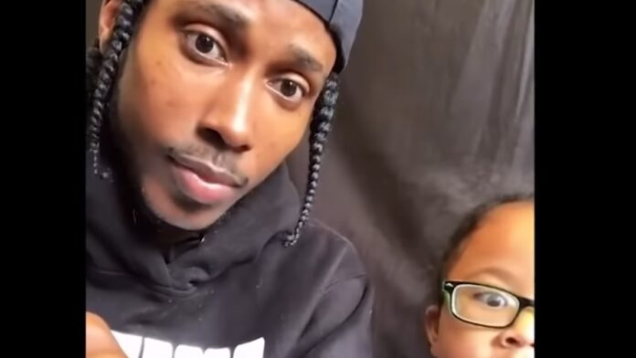 Watch this Black Father and Daughter Destroy Critical Race Theory in TikTok...