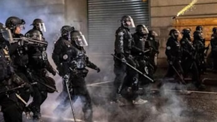 Wondering Why the Entire Portland Riot Response Team Resigned?