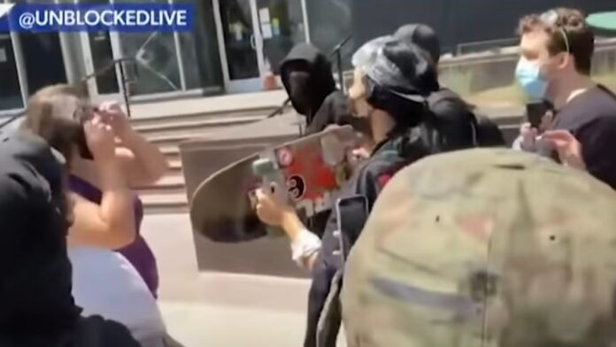 ANTIFA: Out of Control or 'Very Tightly Controlled'?