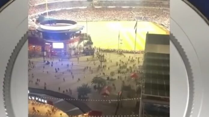 At Least 2 People Shot Outside Nationals Baseball Game in DC...
