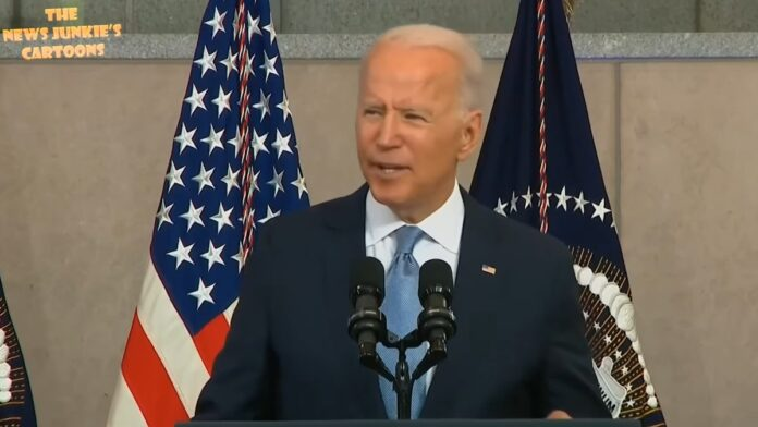 Biden: I'm not saying this to alarm you. I'm saying this because you should be alarmed...