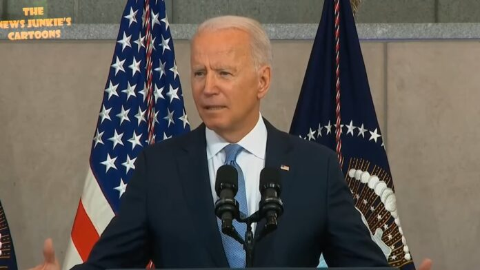 Biden: We're Facing the Most Significant Test Since the Civil War...