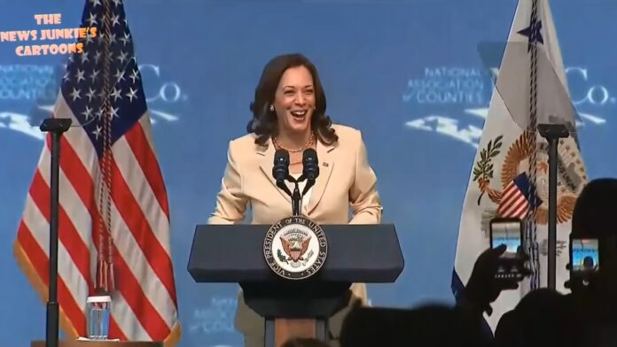 Cackling Kamala: Protecting the Right to Vote is as American as Apple Pie...