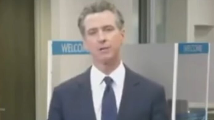 Crazy: Newsom Compares the Unvaxxed to 'Drunk Drivers'...
