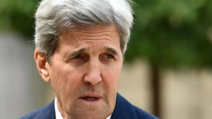 John Kerry Accidentally Says the Quiet Part Out Loud...