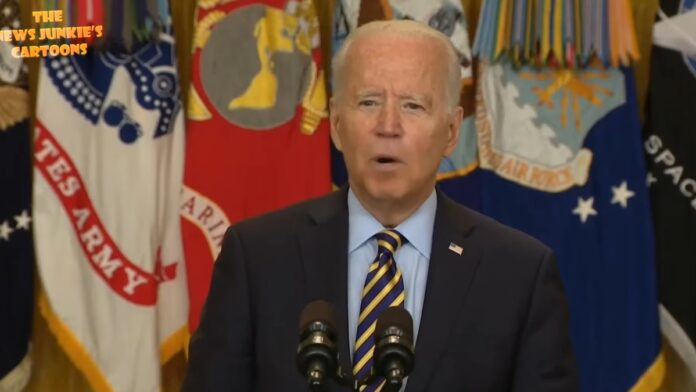 Ludicrous: Biden Claims He Was Against Afghanistan from the Beginning...