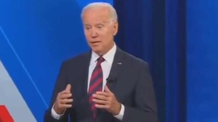 Must See: Biden Rambles on About Men on the Moon...
