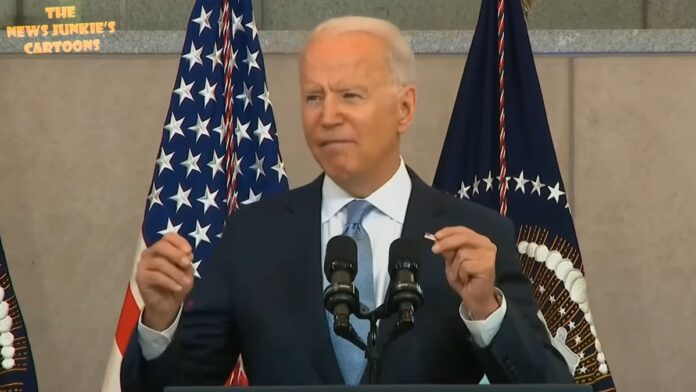 Must See Biden: Republicans Don't Want Anybody to Vote at All...