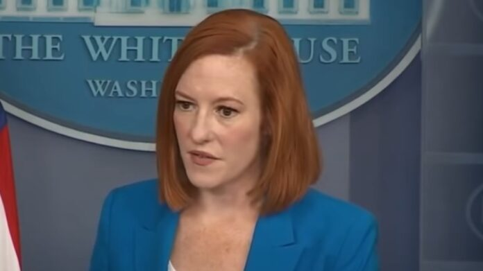 Must See: Psaki Confronted with the Question of the Century...
