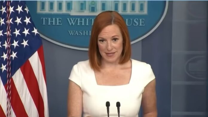 Must See: Psaki Reacts to Trump's Big Tech Lawsuit...