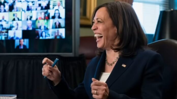 Must See: Tucker Investigates Why Kamala is Always Cackling...