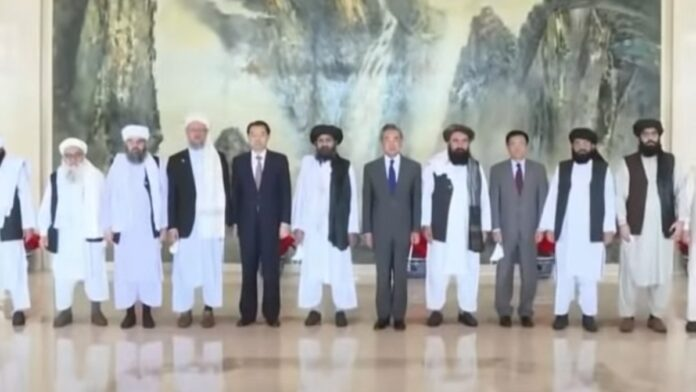 Must See: Why is China Meeting with the Taliban Now?