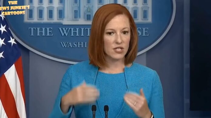 Must Watch: Psaki Against the Constitution of the United States...