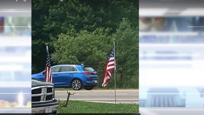 Must See: Small Business Receives a Ticket for Flying the American Flag...