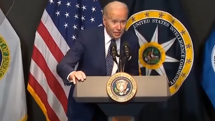 Biden: I Have to Seek Permission to Leave...