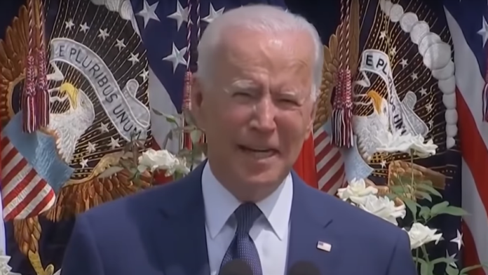 Biden: 'Mom, You Can't Stand Up if You Are Home'...