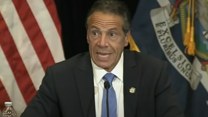Must See: Cuomo Trying to Avoid Accountability at All Costs...