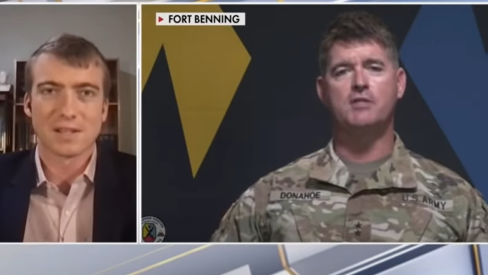 Must See: WOKE Army General Lashes Out at Conservatives...