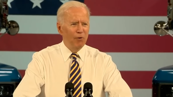 Watch: Biden Claims Only He Takes 'Buy American' Seriously...