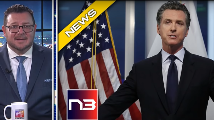 Newsom's Disgraceful Attack on the Unvaxxed...