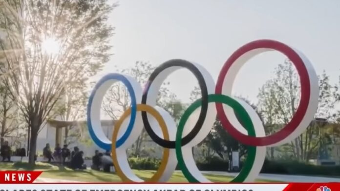 State of Emergency Declared Before the Olympics...