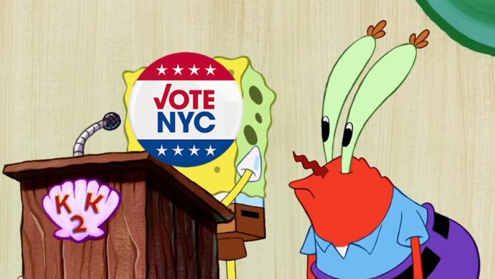 The New Election Disaster in NYC...