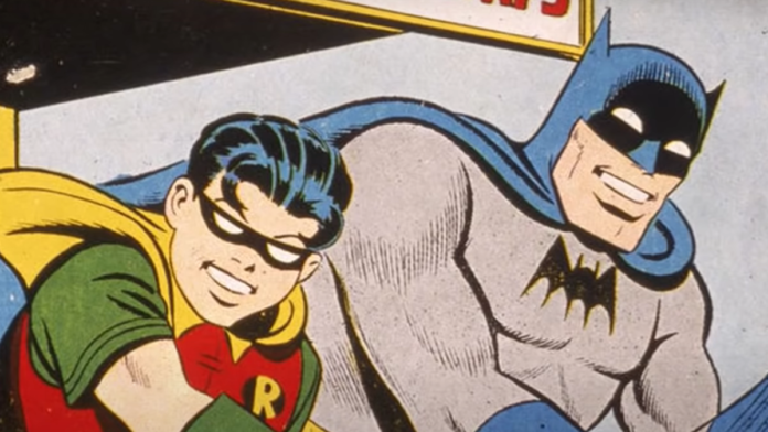 Batman Sidekick Comes Out of the Closet in New Comic...