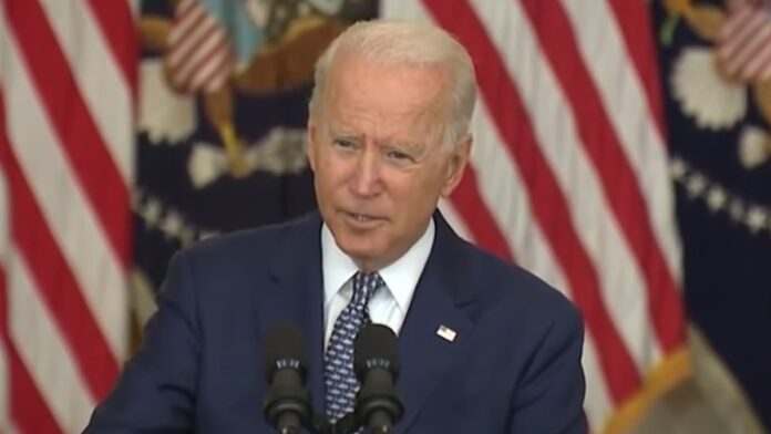 Biden Checking Hus Tyrannical Power to Mask Your Kids for the Entire Year...
