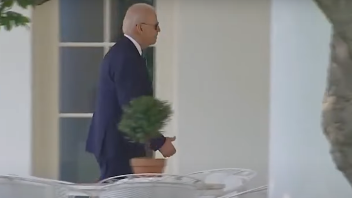 Biden Goes the Wrong Way on Return to the White House...