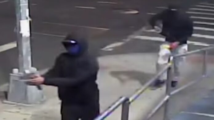 Bill De Blasio 'Missing in Action' After Two Shootings in NYC...