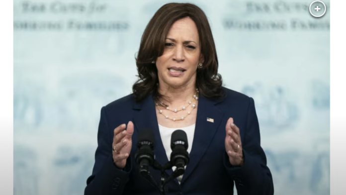 Commentary Kamala Harris is Collapsing...