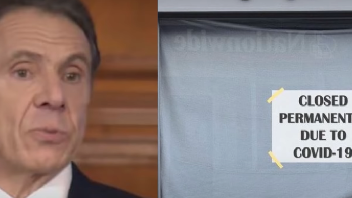 Cuomo Begs Small Businesses to Punish the Unvaxxed...