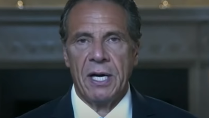 Disgraceful Cuomo Left His Dog Behind in the Governor's Mansion...