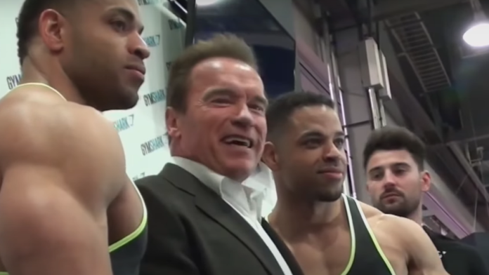 Hilarious Commentary on Arnold's 'Screw Your Freedom' Message...