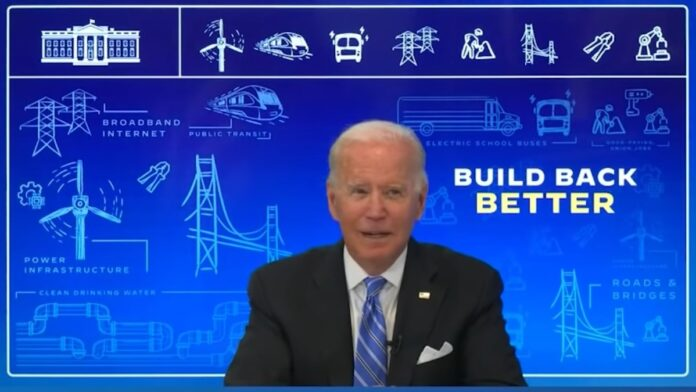 Must See: Biden Loses It in the Middle of a Zoom Call...