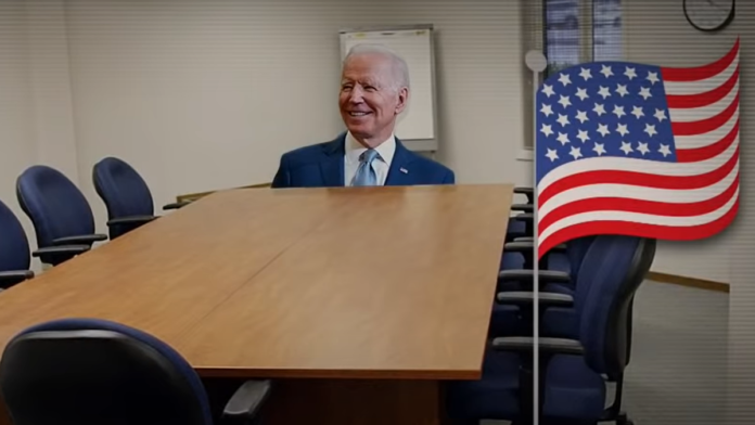 Must See Biden's Camp David Photo Leaves America Puzzled...