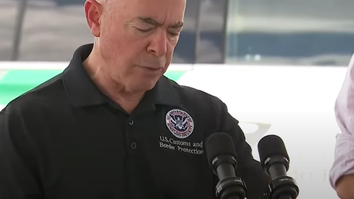 Must See Biden's DHS Secretary Makes Shocking Announcement...