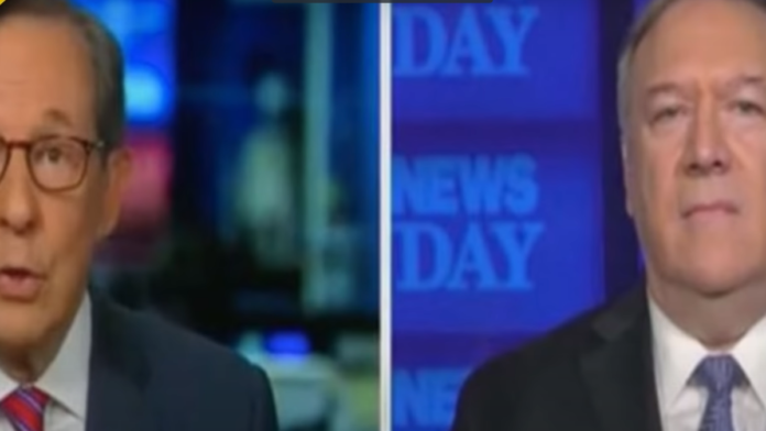 Must See Fox's Chris Wallace Tries to Blame Trump for Afghanistan Disaster...