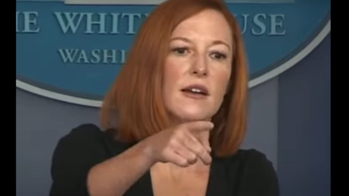 Must See Psaki Called Out in Epic Fashion by Reporter...