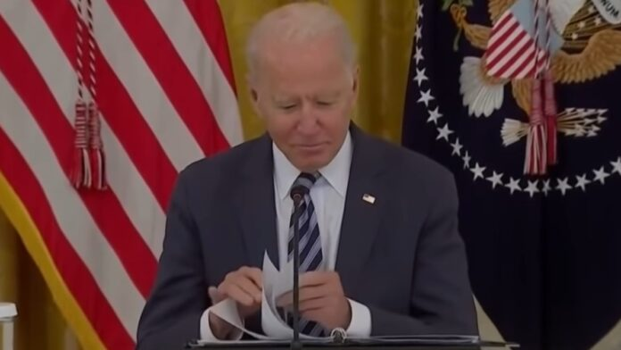 Must See: Psaki Confronted After Biden Laughs About Trapped Americans...