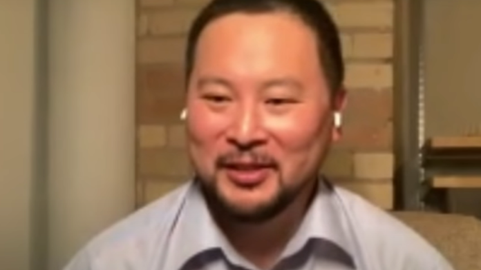 Must See Ron Kim Details Cuomo's 'Biggest' Crime...