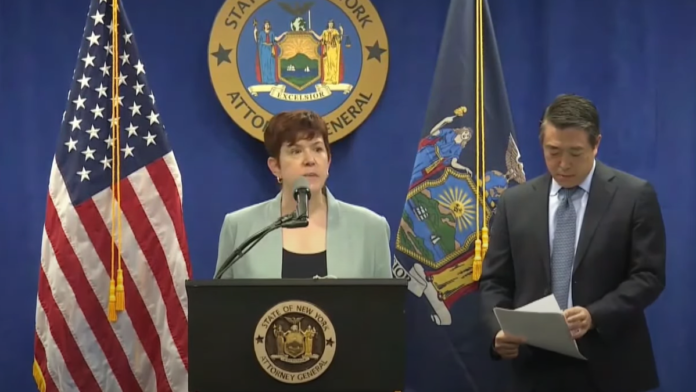 NY AG Details How Cuomo Sexually Harassed Multiple Women...